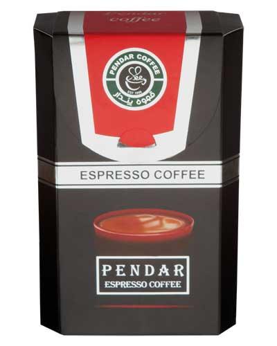 قهوه اسپرسو پندار