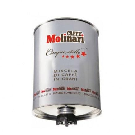 قهوه Molinari 0r0 هشتاد درصد