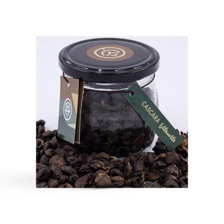 دمنوش کاسکارا دم بار میوه قهوه (۷۰ گرمی)