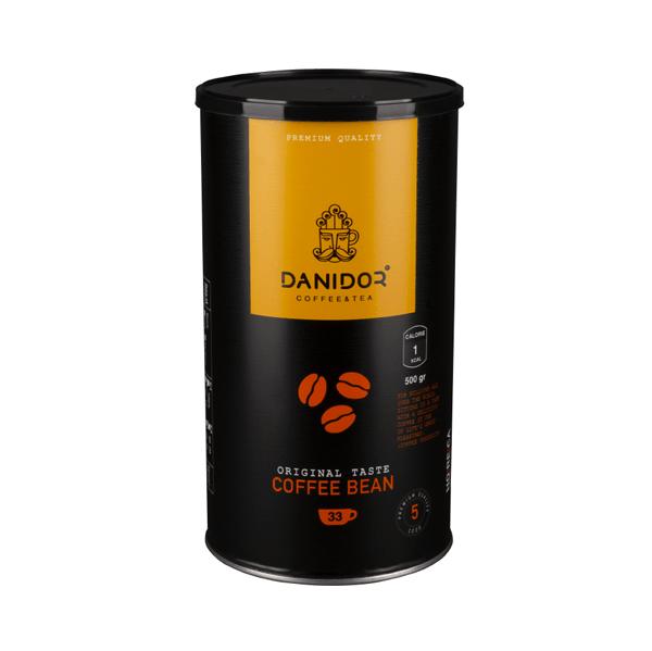 دانه قهوه دانیدور ۷۰٪ عربیکا
