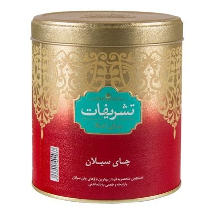 چای شکسته سیلان تشریفات (۴۵۰ گرمی)