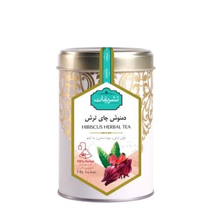 دمنوش چای ترش تشریفات کیسه ای (۱۴ عددی)