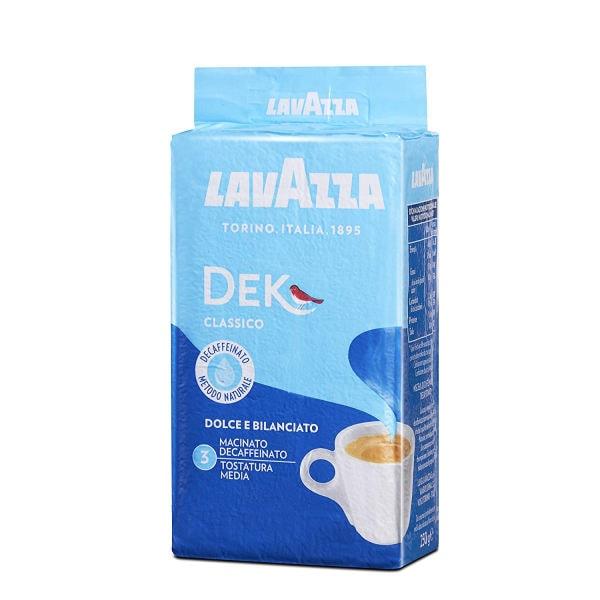پودر قهوه لاوازا Dek Classico مقدار یک کیلویی