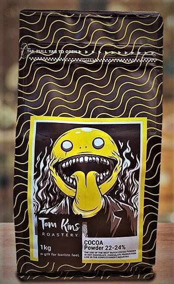 پودر کاکائو تام کینز