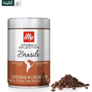 دانه قهوه برزیل ایلی