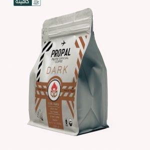 قهوه اسپرسو پروپل دارک ۱۰۰٪ عربیکا