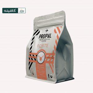دانه قهوه اسپرسو پروپل فورته ۲۰٪ عربیکا