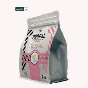 قهوه اسپرسو رویال پروپل ۱۰۰٪ عربیکا