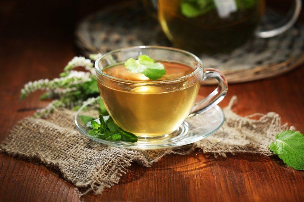 نوشیدن چای سالم
