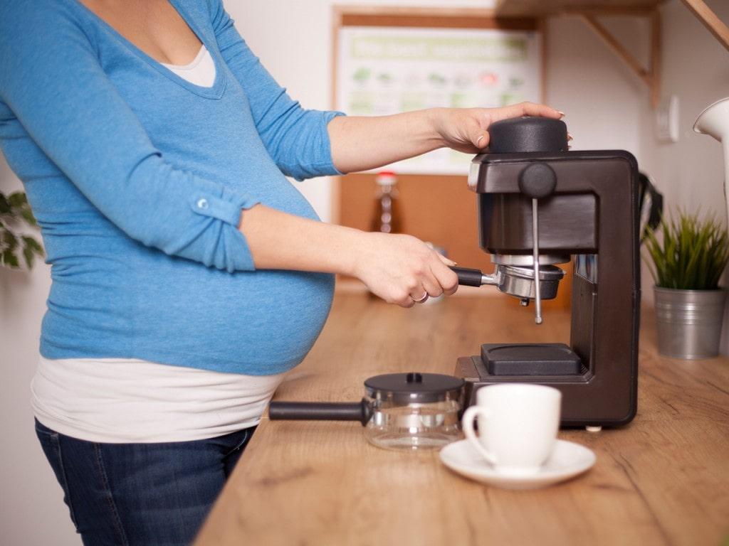مصرف قهوه در بارداری