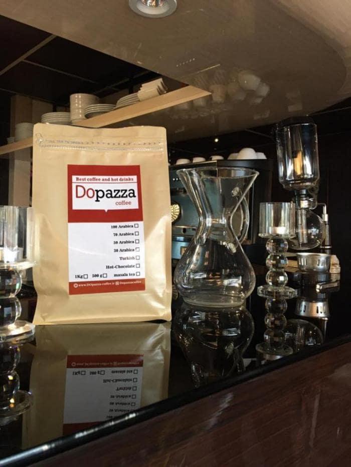 قهوه ترک دوپازا درجه یک (۱ کیلویی)