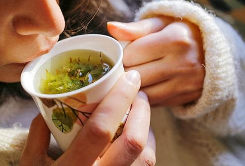 چای برای پوست