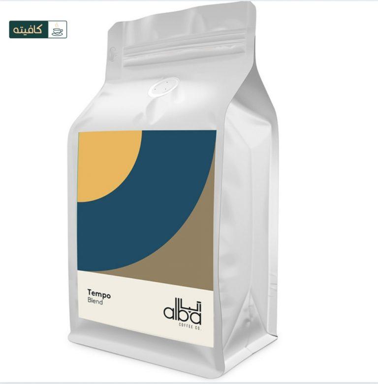 پودر اسپرسو ترکیبی تمپو آلبا (۲۵۰ گرمی)