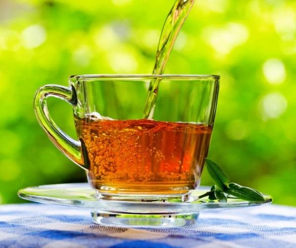 چای برای تسکین باد معده