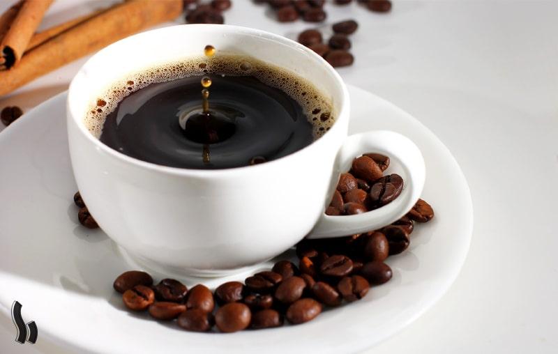 قهوه سیاه