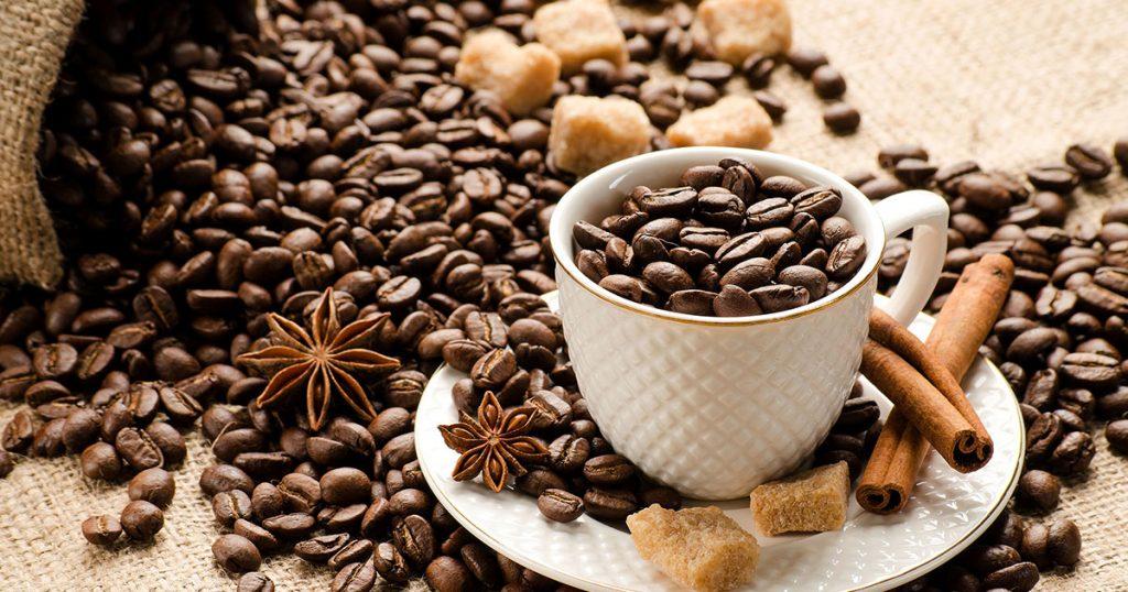 حد مجاز قهوه