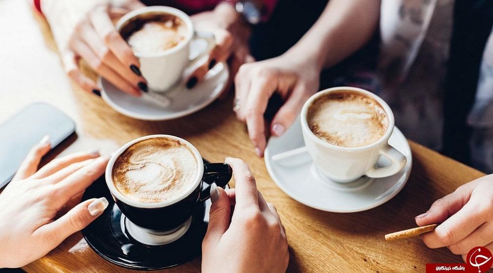 فنجان های قهوه