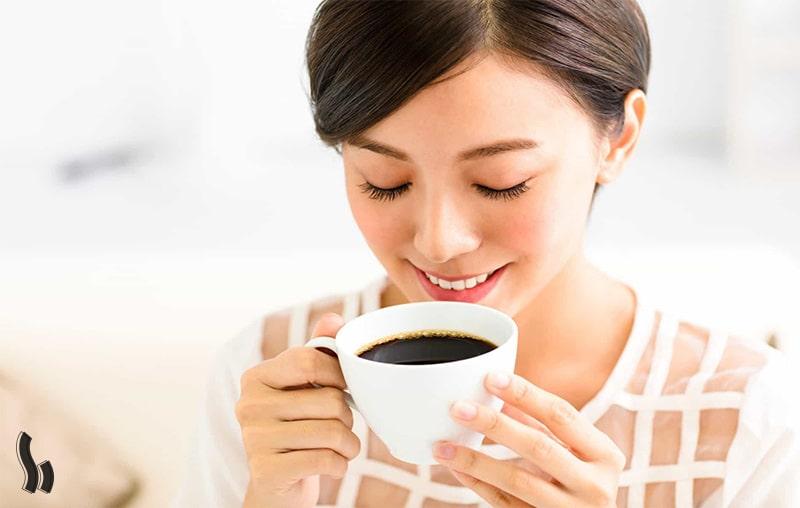 قهوه و دندان