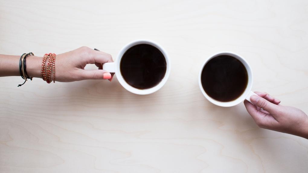 قهوه و چرت زدن