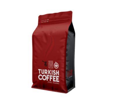 قهوه ترک دارک ویژه شاران ۲۵۰ گرمی