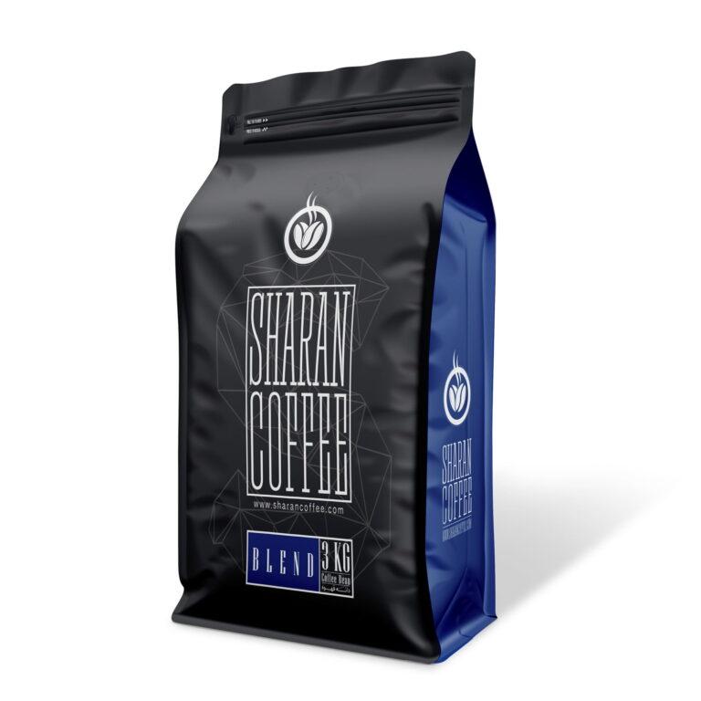 قهوه میکس لاورز شاران