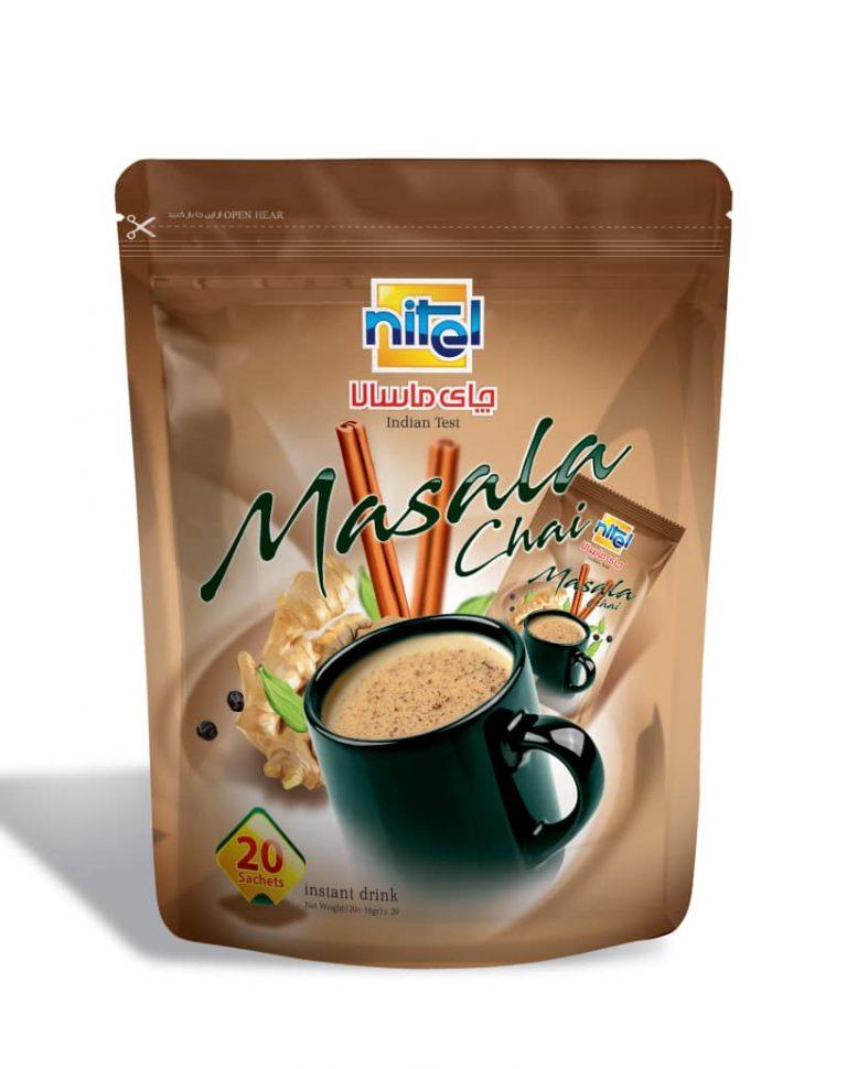 چای ماسالا ۲۰ عددی نی تل
