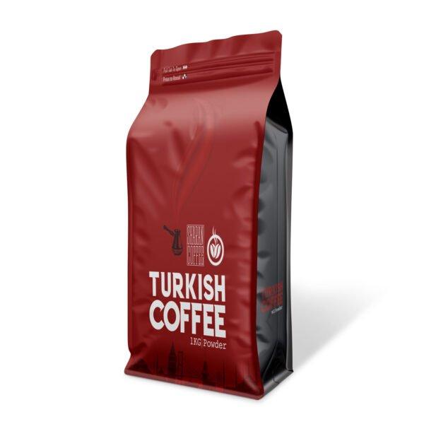 قهوه ترک مدیم شاران ویژه