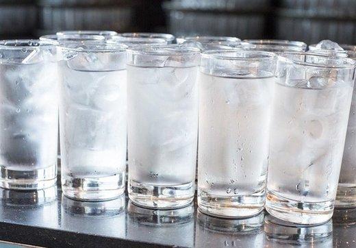 آب کافئین دار
