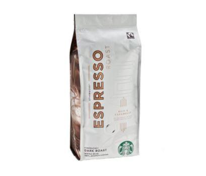 بسته قهوه اسپرسو استارباکس