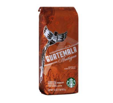 بسته قهوه استارباکس مدل گواتمالا