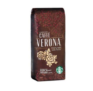 بسته قهوه استارباکس مدل کافه ورونا (۲۵۰ گرمی)