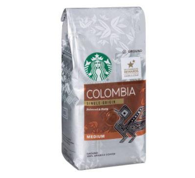 بسته قهوه استارباکس مدل کلمبیا (۲۰۰ گرمی)
