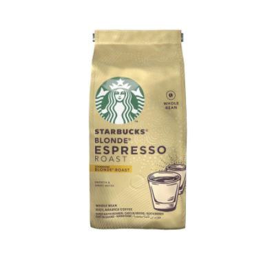 دانه قهوه اسپرسو بلند رست استارباکس