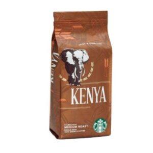 بسته قهوه استارباکس مدل کنیا