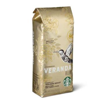 بسته قهوه استارباکس مدل وراندا بلند