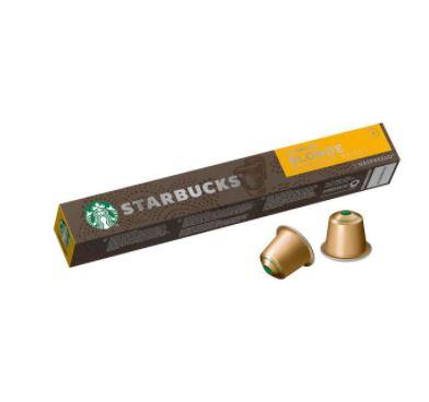 کپسول قهوه بلوند استارباکس بسته ۱۰ عددی