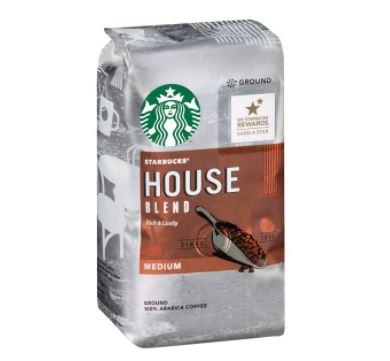 بسته قهوه استارباکس هاوس بلند مدیوم (۲۰۰ گرمی)