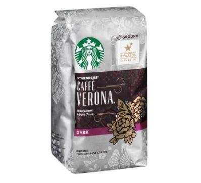 بسته قهوه استارباکس مدل کافه ورونا (۲۰۰ گرمی)
