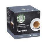کپسول قهوه اسپرسو دولچه گوستو استارباکس بسته 12 عددی