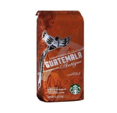 دانه قهوه گواتمالا استارباکس (۲۵۰ گرمی)