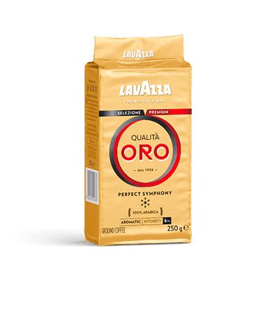 قهوه اورو طلایی لاوازا (یک کیلویی)