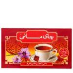 چای زعفرانی کیسه ای مانی