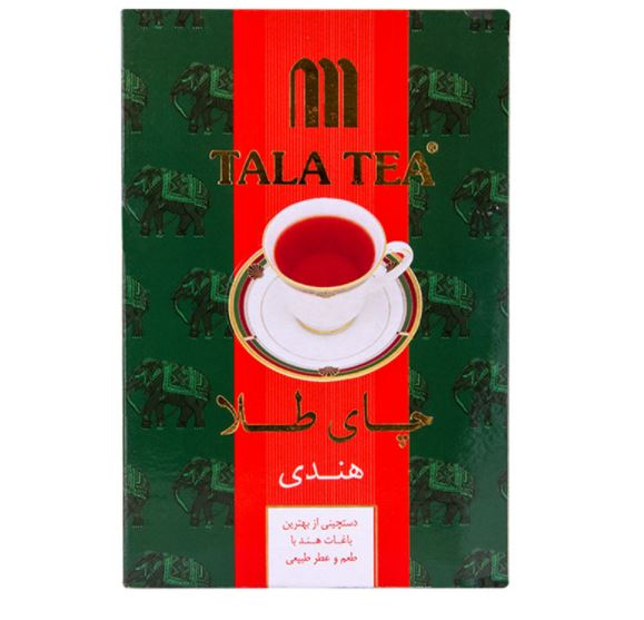 چای شکسته هندی پاکتی طلا