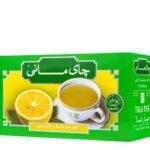 چای سبز لیمو کیسه ای مانی