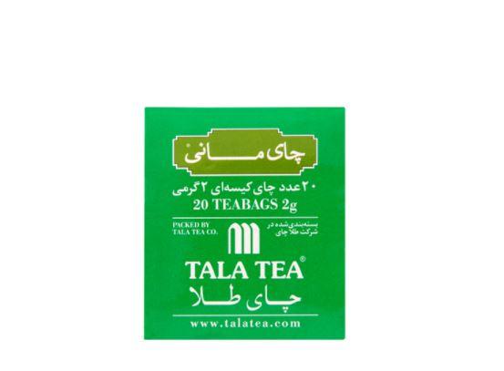 چای سیب کیسه ای مانی