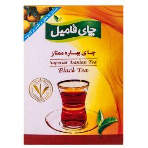 چای هلی پاکتی فامیل