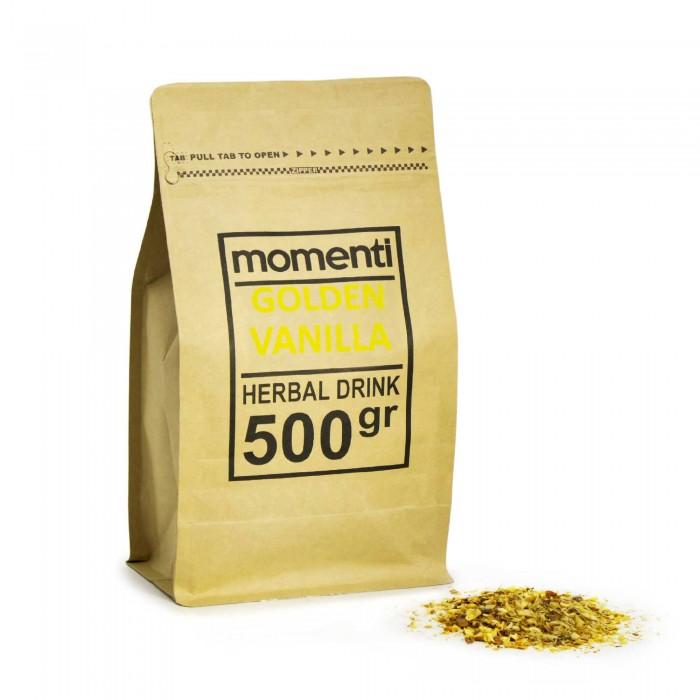 دمنوش گلدن وانیلا مومنتی (۵۰۰ گرمی)