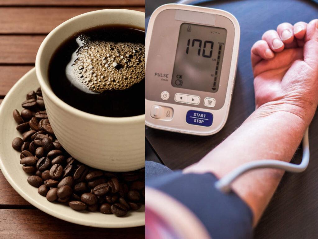 قهوه برای فشار خون