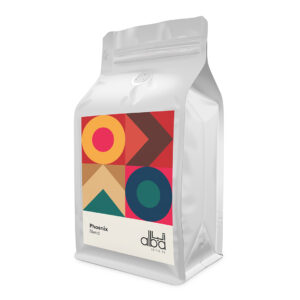 قهوه آلبا ترکیب فینیکس