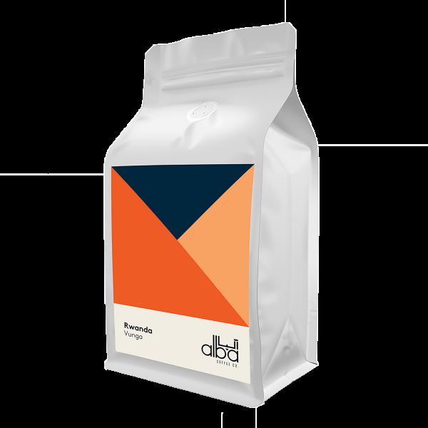 قهوه آلبا روآندا وونگا – Rwanda Vunga Washed